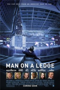 man-on-a-ledge